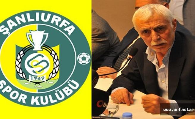 Cevheri'den Urfaspor'la ilgili flaş açıklama