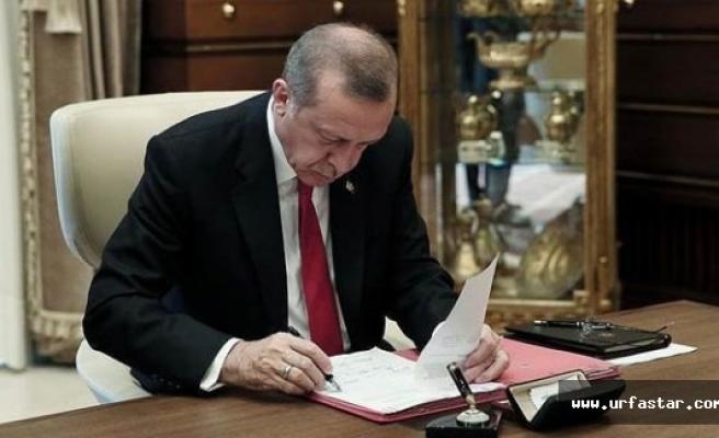 Erdoğan 768 kadroyu imzaladı...