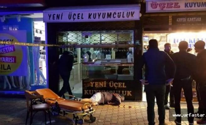 Kuyumcu'da soygun 2 ölü...