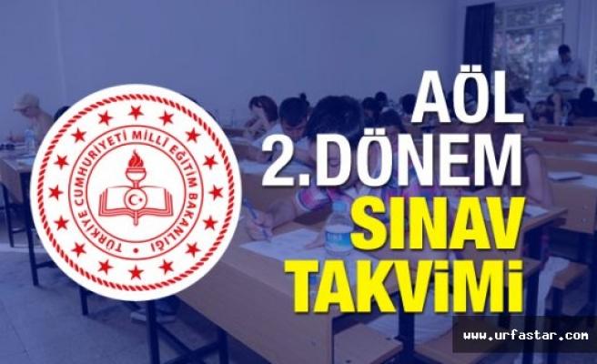Sınav ücreti de açıklandı...