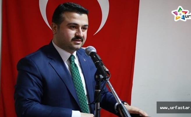 AK Parti İl Başkanı Yıldız'dan davet...