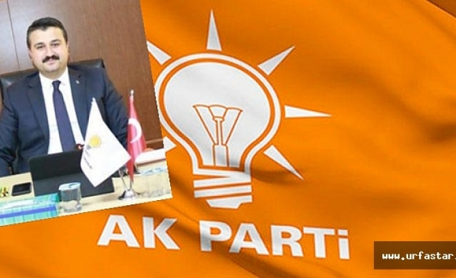AK Parti'nin Urfa  A Takımı belli oldu...