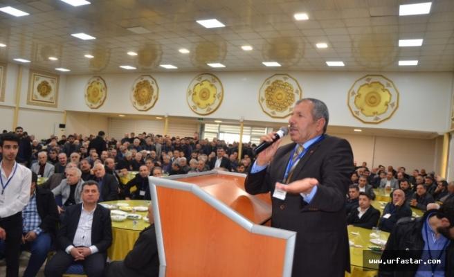 Arslan bir kez daha Başkan seçildi
