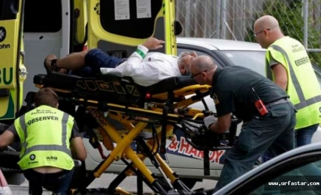 Hainler camilere saldırdı: 40 ölü..