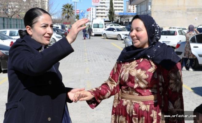 Karaköprülü kadınlarla buluşmayı sürdürüyor