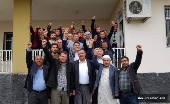 Kırsal mahallelerden Özyavuz'a' destek