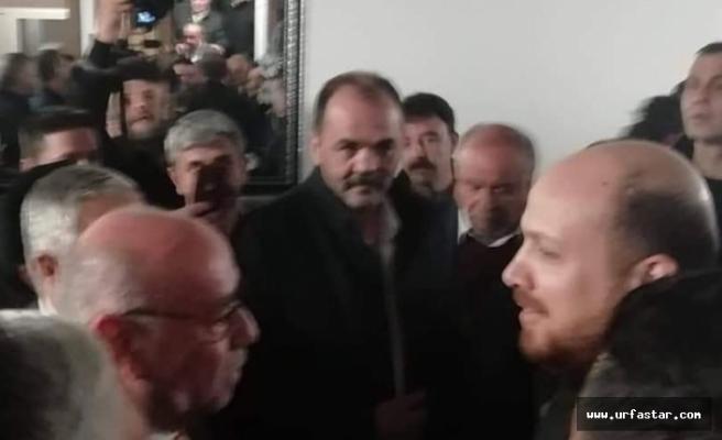 Mirkelam  Erdoğan ile görüştü...