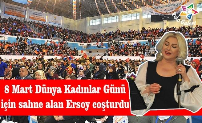 Urfa Kapalı Stadyumu tıklım tıklım...
