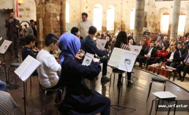 Urfa'da konservatuar açıldı