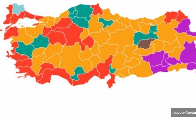 31 Mart seçimlerinde el değiştiren iller
