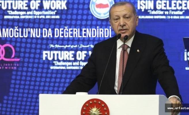 Erdoğan flaş açıklamalar!...