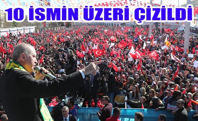 Erdoğan, Urfa'yı masaya yatırdı