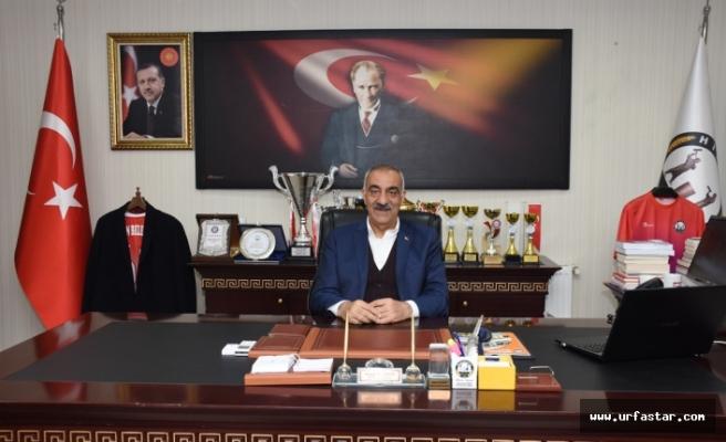 Hilvan Belediye Başkanı Bayık, görevine başladı