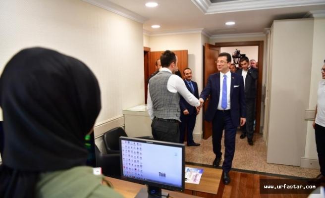 İmamoğlu'nun belediyedeki ilk icraati dikkat çekti!