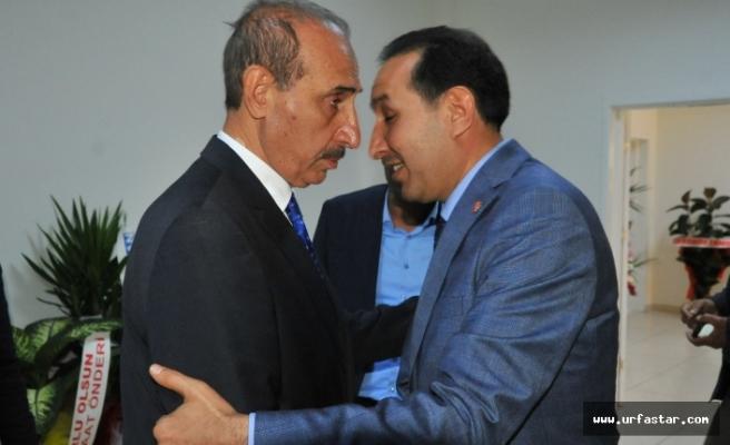 MHP heyeti Yalçınkaya'yı tebrik etti