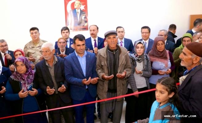 Öcalan'ın köyüne yeni okul...