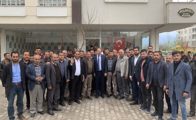 """Özcan""""Urfa Anadolunun örnek şehridir"""""""