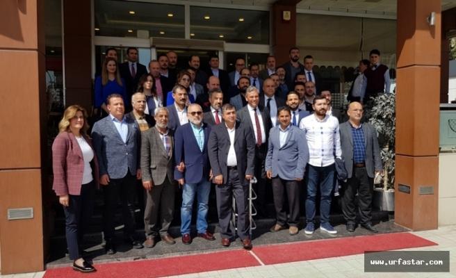 TÜRSAB Şanlıurfa ve bölge illeri için olağan toplantı gerçekleştirdi!