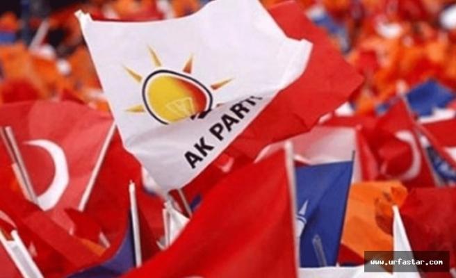AK Parti düğmeye bastı…
