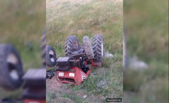 Traktörün altında kalmıştı! Hayatını kaybetti..
