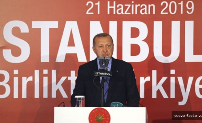 Erdoğan Doğu'daki Kürtlere seslendi…