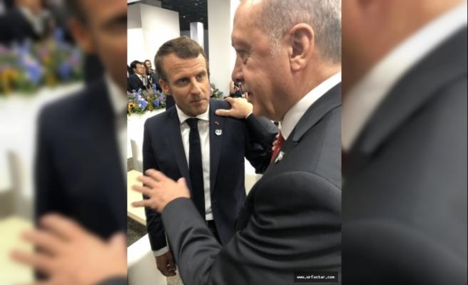 G20 Zirvesinde dikkat çeken Erdoğan kareleri...