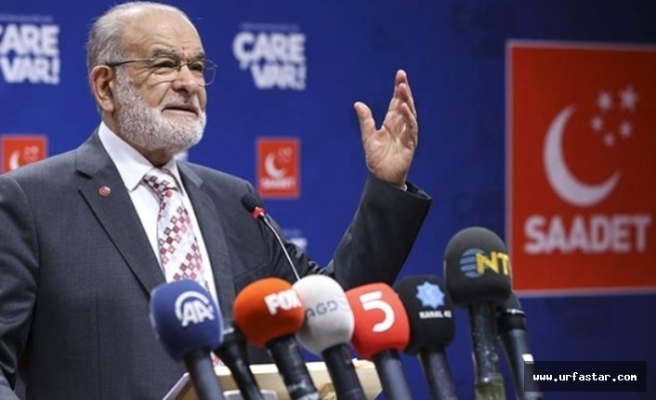 Karamollaoğlu'dan flaş AK Parti açıklaması