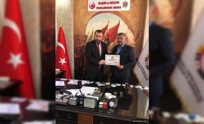 Osmanlı Turan Ocakları Urfa'da da kuruldu