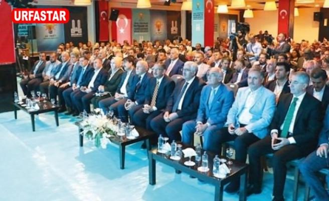 AK Parti startı verdi! Erdoğan'ın mesajı net oldu...