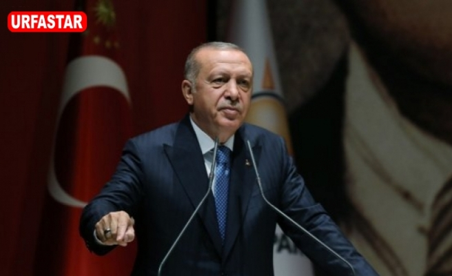 Erdoğan, Davutoğlu ve Babacan'ı ağır dille eleştirdi!
