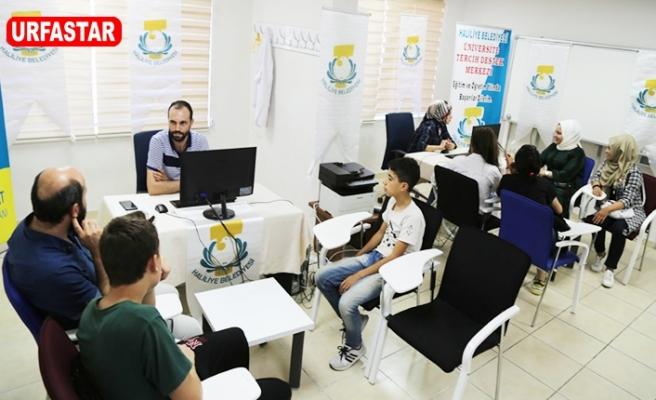 Haliliye Belediyesi ücretsiz danışmanlık veriyor