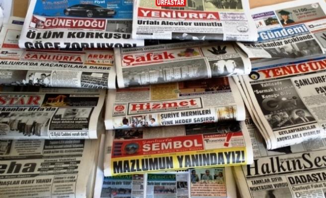 "Karaca""200 Gazete kapanabilir"""
