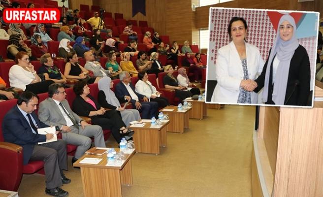 Urfalı ve Trabzonlu kadınlar buluştu; 'Birlikte üreteceğiz'...