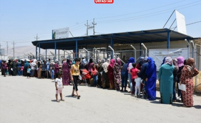 AB, Suriyelilere mültecilere para gönderiyor