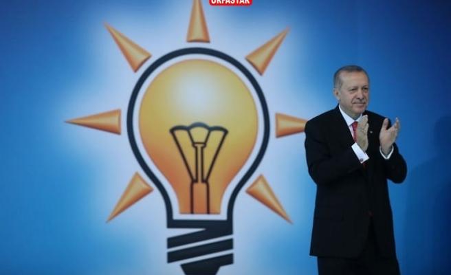 AK Parti kolları sıvıyor…