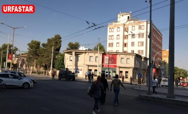 Urfa'nın göbeğinde bomba paniği