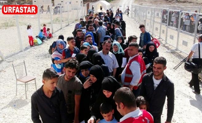 Urfa'daki Suriyeliler gidecek mi?