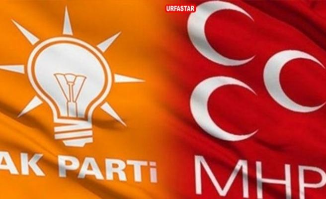 AK Parti, yargı paketini MHP'ye sundu