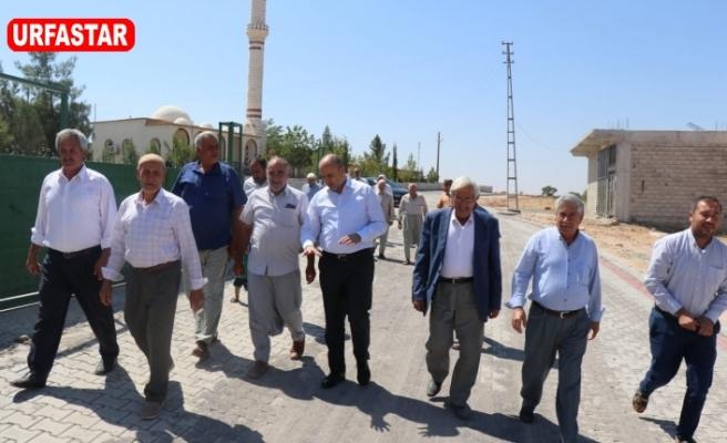 Başkan Aksoy halkla İç İçe olmaya devam edeceğiz...