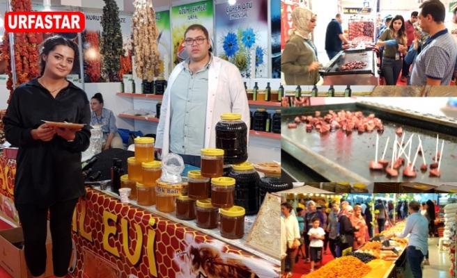 Gıda ve Yöresel ürünler fuarı açıldı