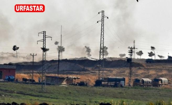 Barış Pınarı Harekatı'nda son durum...