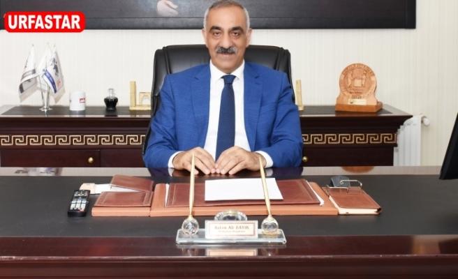 Başkan Bayık'tan 'Barış Pınarı Harekatı'na destek