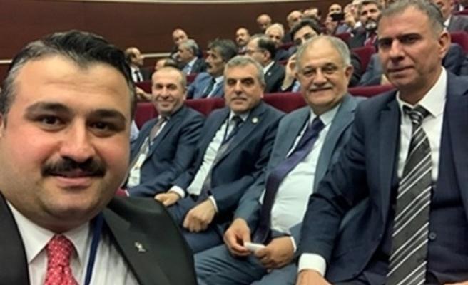 Cumhurbaşkanı Erdoğan Urfa'da Görev yapmış İl Başkanlarıyla Buluştu