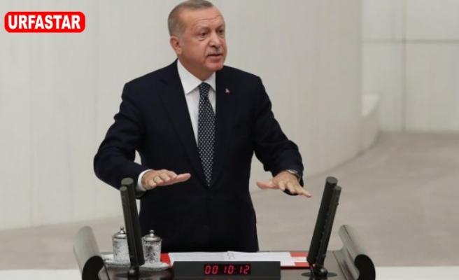 Erdoğan bir kez daha sinyali verdi...