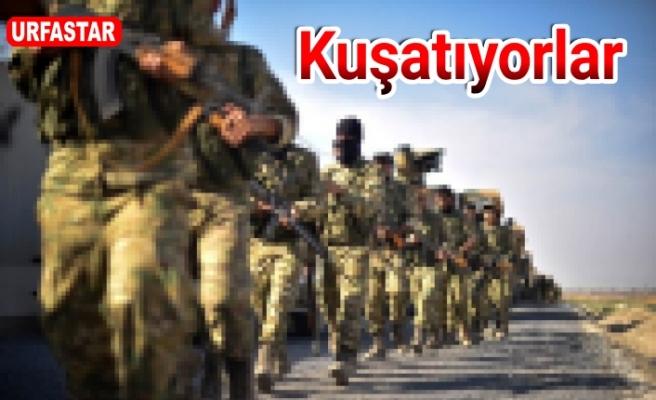 İşte Türk Komandolarının görüntüleri