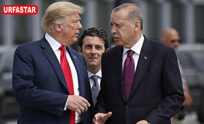 Ne dediğini bilmeyen Trump'tan Flaş Türkiye açıklaması