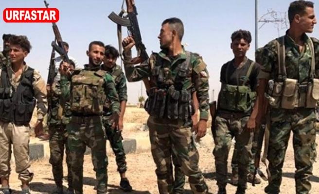 Suriye rejimi harekete geçti