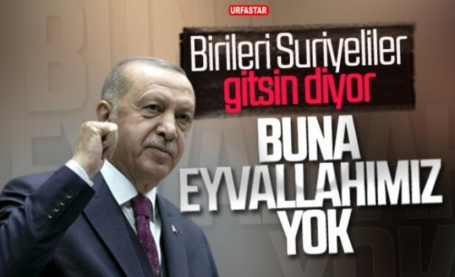 Erdoğan'dan flaş açıklama