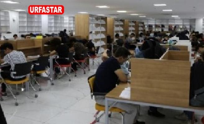 Haliliye Belediyesi Kütüphanelere Önem Veriyor