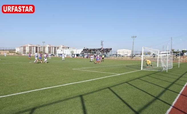 Hilvan Belediye Spor Şanlıurfa Gençlerbirliği Spor'u 2-1 yendi